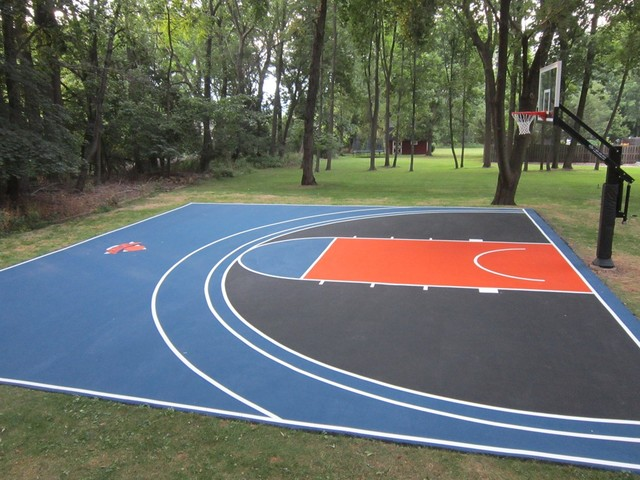 Sports Court Builders